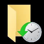 File History Backup logo
