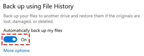 how to recover shift deleted files in windows 10