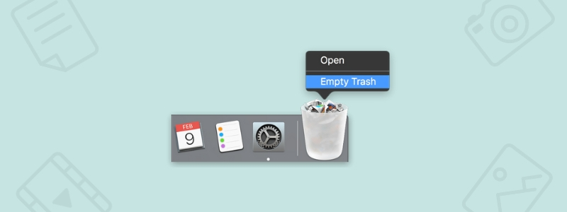 recover deleted files from trash on mac os x