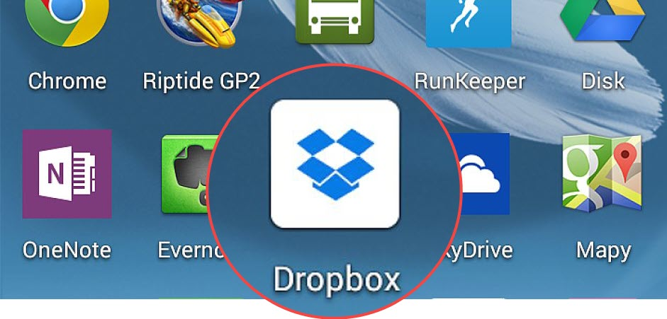 how to recover deleted pictures on android with dropbox