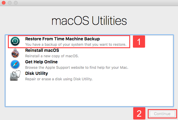 data recovery macbook