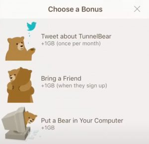 How to get TunnelBear VPN for free