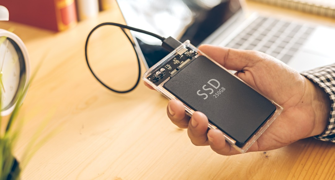 how to recover deleted files from an ssd drive