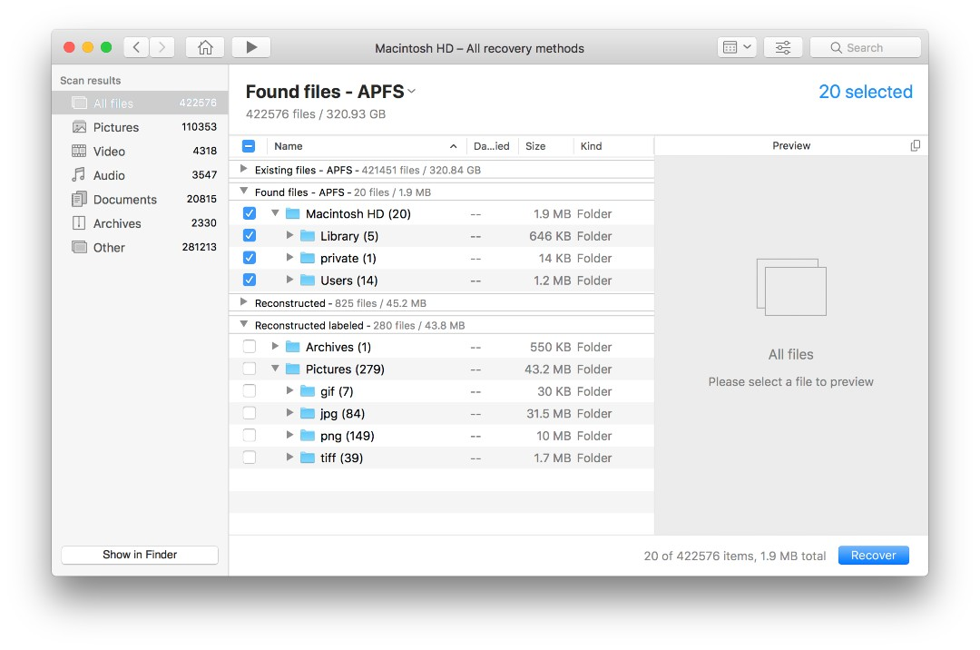 How to Recover Erased Hard Drive on Mac