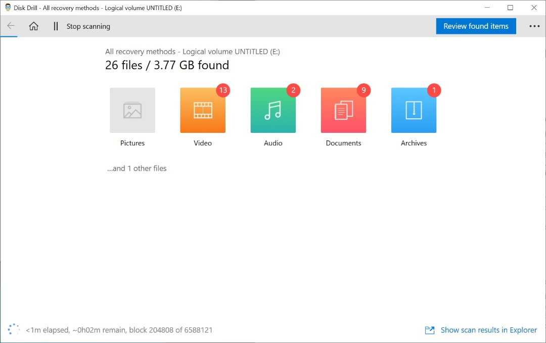 How to Recover Data from External Drive not recognized