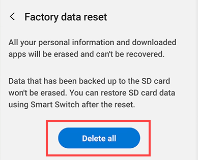 sd card not working