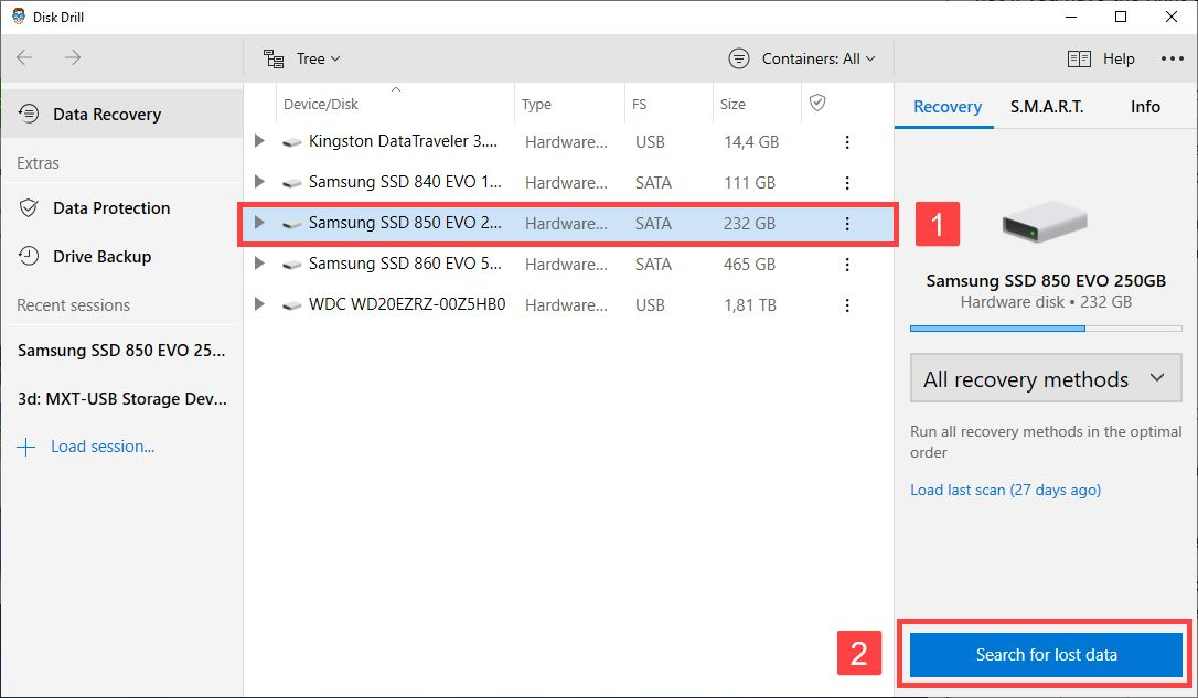 Recover Permanently Deleted OneDrive Files from Your Computer