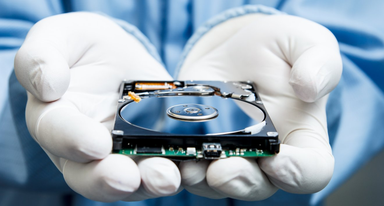 recover data from raw drive with data recovery service