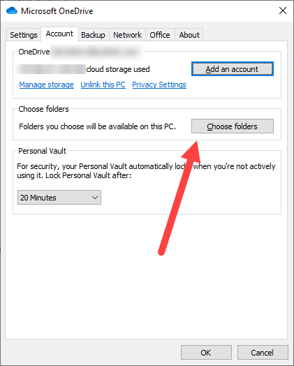 Recover OneDrive Files from Local Copies
