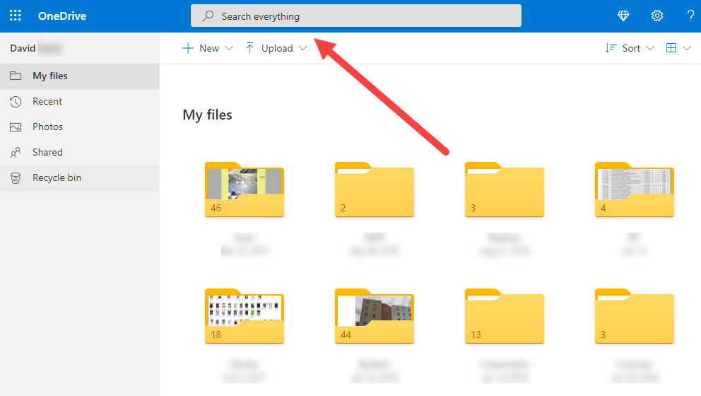 how to recover permanently deleted files from onedrive