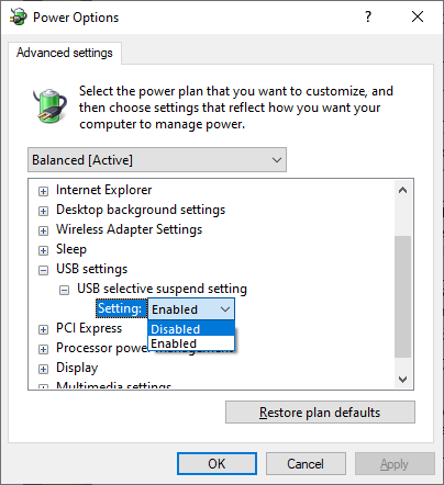how do i fix usb device not recognized