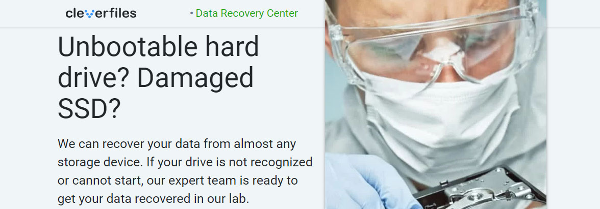 gpt partition data recovery service