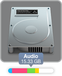 Check Disk Space on Your Mac