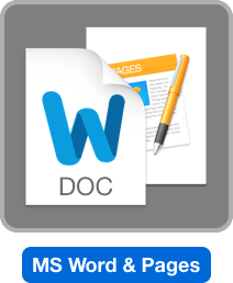Word Document on Mac