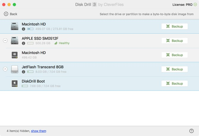 How to Backup Data on a Mac Disk
