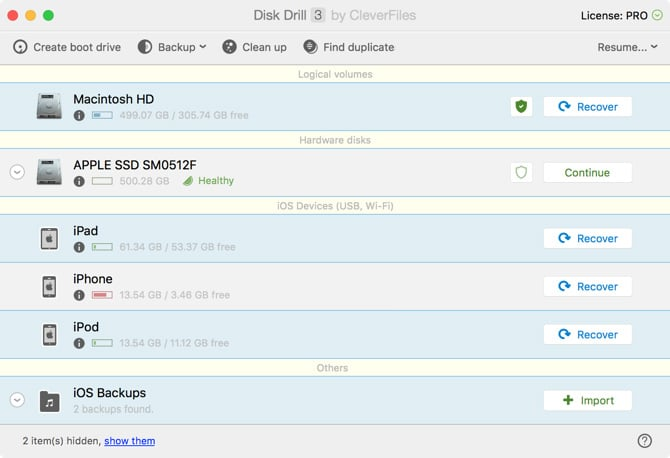 Recover Lost iPod Data and Music