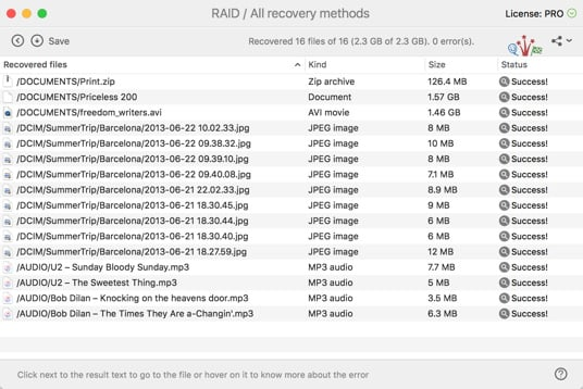 Recover Your Lost Xserve files