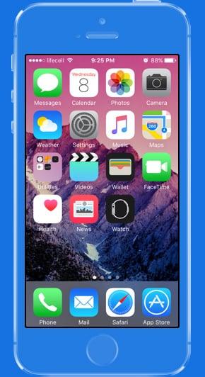 iOS Veri Kurtarma