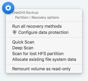 Récupérer des données de votre disque en panne