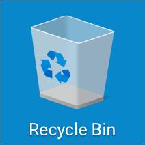 Recycle Bin-herstel