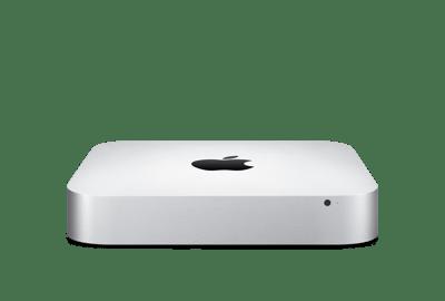 Mac Mini 하드 드라이브 복구 설명
