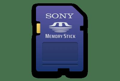 Mac OS X의 Sony 메모리 스틱에서 데이터 복구