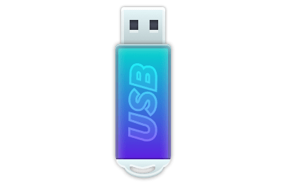 USB flash drive herstelling Mac OS X software