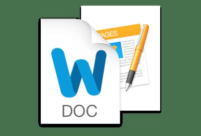 Herstel verwijderde MS Word documenten op Mac