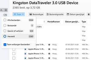 windows gegevensherstel