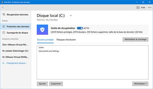 logiciel de récupération de données pour windows