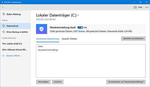 datenwiederherstellungssoftware für windows