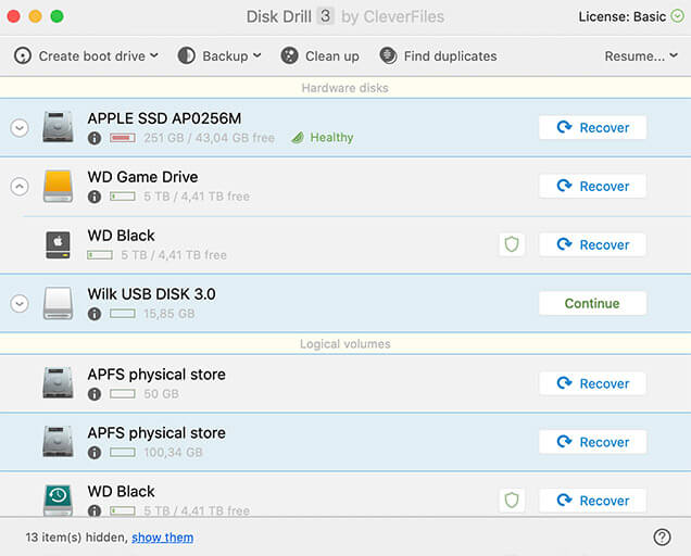 recover formatted mac hard drive