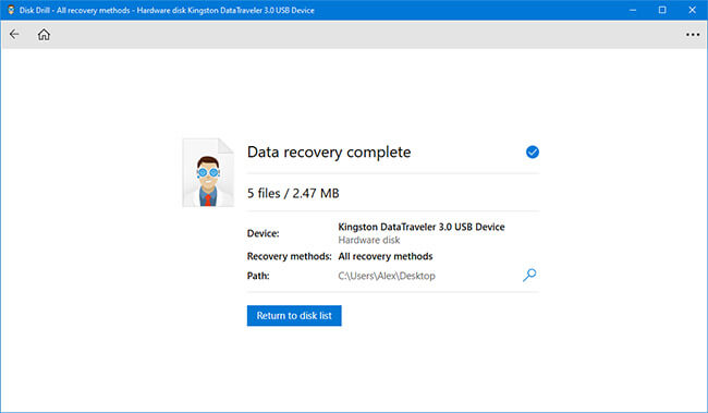 recover partition
