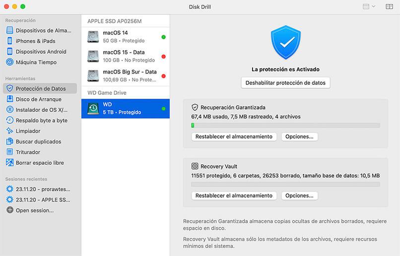 Proteja sus datos en dispositivos iOS