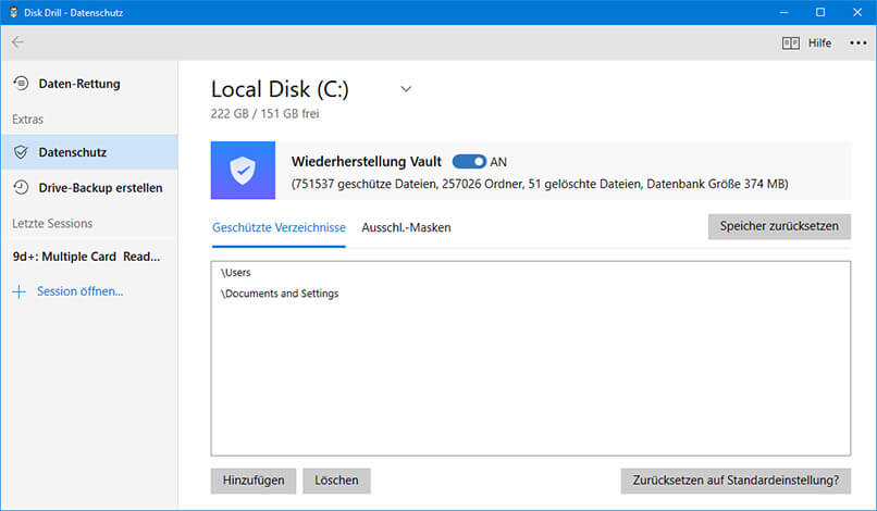 HFS Partition wiederherstellen mit FileVault Encryption