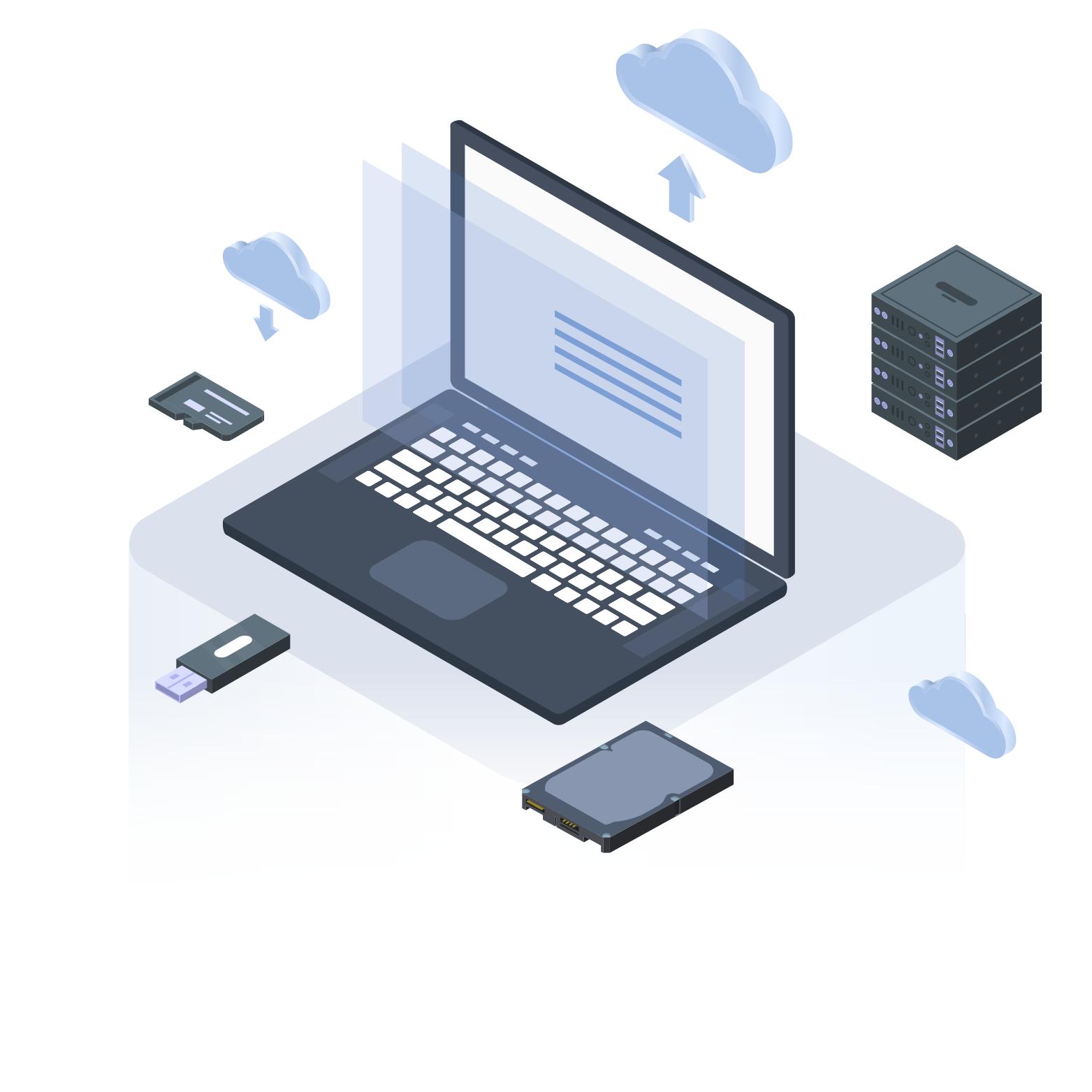 Återställ HFS-Filer i Windows med Disk Drill