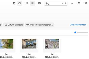 kostenlose windows-software zur datenwiederherstellung