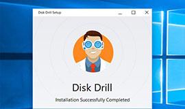 Draai Disk Drill voor Windows