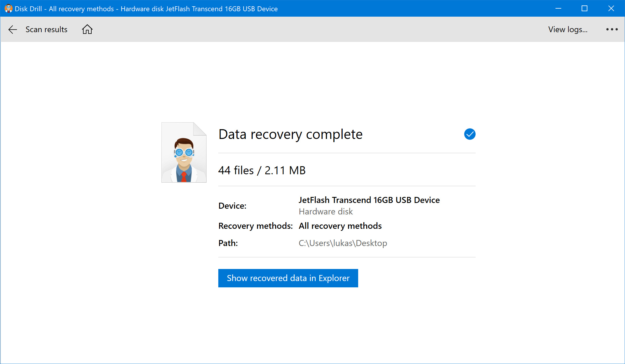 HFS Recovery of Deleted Files is now Complete
